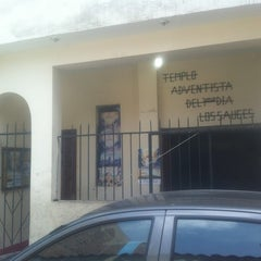 "Photo taken at Iglesia Adventista del Séptimo Día ""Sauces"" by Fari C. on 3/29/2012"