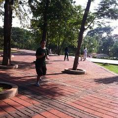 Photo taken at Taman Hutan Tebet by Ipan S. on 11/12/2011