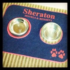 Photo taken at Sheraton Suites Columbus by Sara Kati F. on 7/14/2012