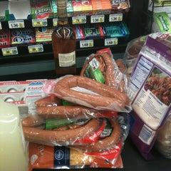 Photo taken at Food 4 Less by Saidah J. on 5/24/2012