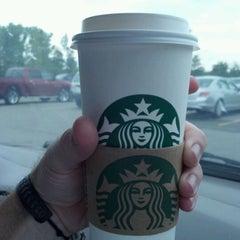 Photo taken at Starbucks by Steve A. on 8/14/2011