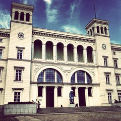 Photo taken at Hamburger Bahnhof - Museum für Gegenwart by Matt L. on 9/2/2012