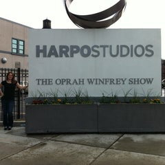 Photo taken at Harpo Studios by Mary Ann K. on 6/4/2011