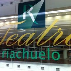 Photo taken at Teatro Riachuelo by Renato S. on 5/9/2011