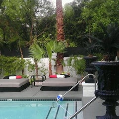 Photo taken at Naked Pool at the Artisan by Chris J. on 9/19/2011