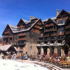 Photo taken at The Ritz-Carlton, Bachelor Gulch by Роман Б. on 3/28/2012