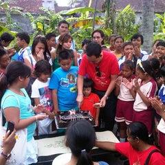 Photo taken at Panti Asuhan Kasayang Ikang Papa by syahbudin a. on 7/27/2012