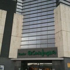 Photo taken at El Corte Inglés by Villazeros on 10/26/2011