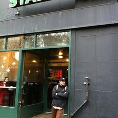 Photo taken at Starbucks by Emanuel K. on 11/22/2011