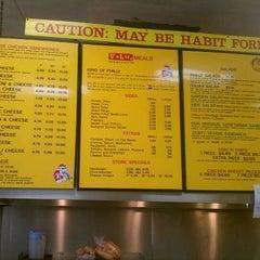 Photo taken at Cheese Steak Shop by Aurangzeb A. on 4/22/2012