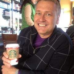 Photo taken at Starbucks by Devon K. on 12/18/2011