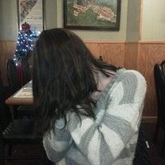 Photo taken at Moonlite Café by David F. on 12/18/2011