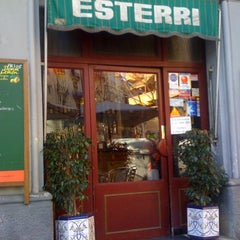 Photo taken at Esterri by Nuriet E. on 12/28/2010