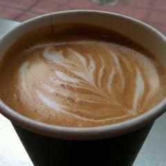 Photo taken at FIKA Espresso Bar by Daniel M. on 5/23/2011