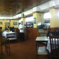 Photo taken at Planeta's Restaurante by Alexandre P. on 8/1/2011