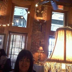 Photo taken at Pewter Rose Bistro by Allyson C. on 11/5/2011