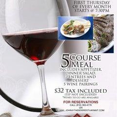 Photo taken at Tasso's Greek Restaurant by Restaurant Guide KC on 9/5/2012