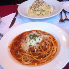 Photo taken at Piazza Italia by Ao H. on 9/7/2012