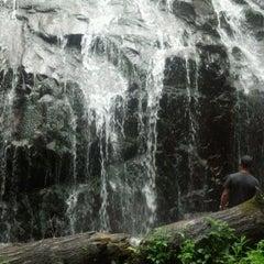 Photo taken at Glen Burney Trail by Felicia W. on 5/24/2012