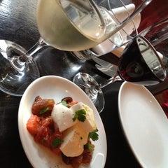 Photo taken at Pony Lounge & Dining by Hala B. on 5/21/2012