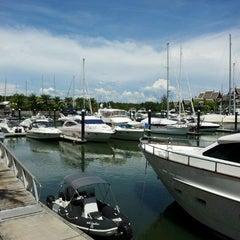 Photo taken at Royal Phuket Marina by TiNg :-) on 3/5/2012