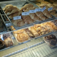 Photo taken at Les Croissants by Michael T. on 10/15/2011