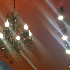 Photo taken at La Nimma Cafe by Magsz N. on 1/9/2012