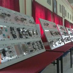 Photo taken at Laboratorium Mekatronika by Fariz A. on 1/16/2012