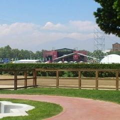 Photo taken at Club Hípico de Santiago by Fernanda L. on 11/12/2011
