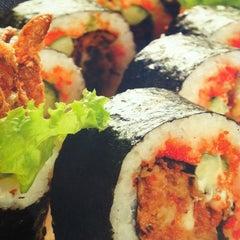 Photo taken at Octopus Sushi Bar & Thai by Hafeez M. on 3/2/2012