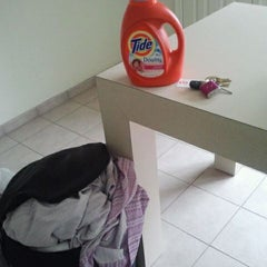 Photo taken at Laundry room by MajicBaby on 3/24/2012