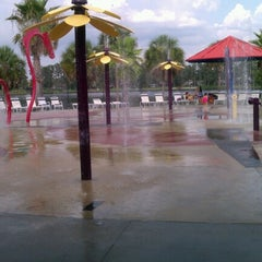 Photo taken at Downey Park by Papi D. on 7/3/2012