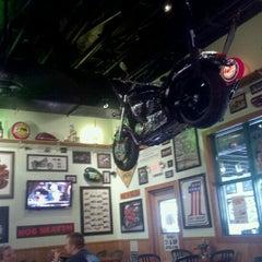 Photo taken at Quaker Steak & Lube® by Judy W. on 9/5/2011