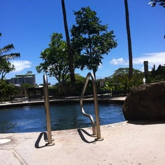 Photo taken at Westin KOR Villas - North Pool by Emily on 6/30/2012