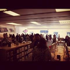 Photo taken at Apple Store, Suburban Square by Jim J. on 3/18/2012