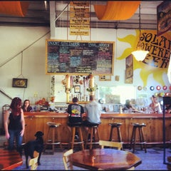 Photo taken at Anderson Valley Brewing Company by Austin H. on 6/11/2012