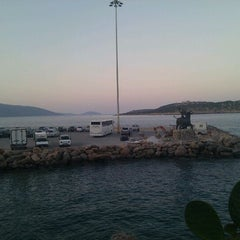 Photo taken at Port Of Crete by Dmitry K. on 9/9/2011
