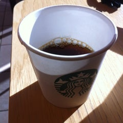 Photo taken at Starbucks by Robert B. on 1/10/2012