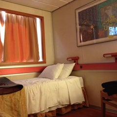 Photo taken at Carnival Ecstasy by Teresa L. on 1/21/2012
