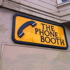 Photo taken at The Phone Booth by Dana B. on 8/21/2011