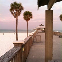 Photo taken at Clearwater Beach Pier by Laura C. on 3/12/2012