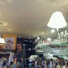 Photo taken at Café du Passage by Jean B. on 3/30/2012