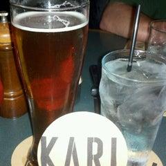 Photo taken at Karl Strauss Brewery & Restaurant by Peter K. on 9/24/2011
