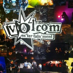 Photo taken at Volcom Store London by Sundeep S. on 2/26/2012