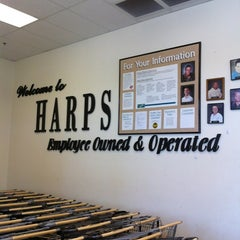 Photo taken at Harps Food Store by Frank M. on 8/29/2012