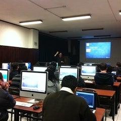 Photo taken at Facultad de Administracion UDA by Bamby L. on 3/5/2012