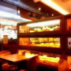Photo taken at Heistand Swiss Bakery by keeekeee on 1/18/2012