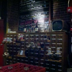 Photo taken at Fullsteam Brewery by Cat L. on 2/19/2012