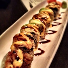 Photo taken at Bar Chi Sushi by David C. on 12/7/2011