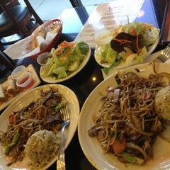 Photo taken at Umami Mongolian Grill by Dianna L. on 6/30/2012